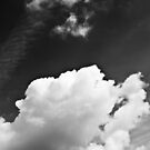 Monochrome Sky by DavidHornchurch