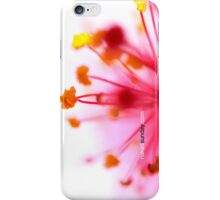 Half Hibiscus iPhone Case/Skin