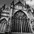 Lincoln Cathedral (Mono) by Jack Thomas