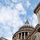 St Paul's Cathedral by Elizabeth Tunstall