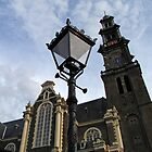 Westerkerk Amsterdam by Hans Bax