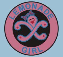 Lemonade Girl by firehazzard