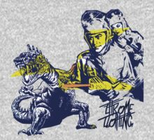Dino hunter by Chrome Clothing