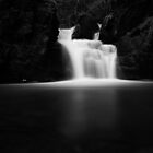 Mullinhassig Waterfall by Phillip Cullinane