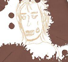 "Zombie Girl ""Nibbles"" by hazelbasil"