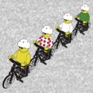 Tour De Lego by Bradley John Holland
