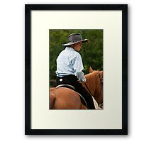 """""""Northern Ohio Outlaws"""" #1 Framed Print"""