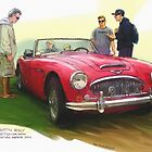 Austin Healey by RGMcMahon