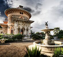 Monserrate Palace - Sintra - Portugal by NSantos