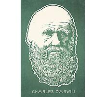 Charles Darwin Photographic Print