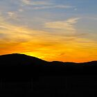 Just another sunset by Amanda Reed