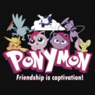PonyMon: Friendship is captivation! by NerdCat