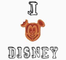 Mickey Waffle by mickeywaffles