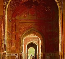 In the Taj by Valerie Rosen