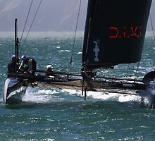 AMERICA'S CUP WORLD SERIES ~ San Francisco Style by fototaker