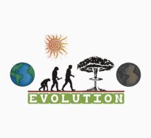 Not So Funny Evolution T-Shirt by T-ShirtsGifts
