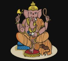 Ganesha T-Shirt by T-ShirtsGifts