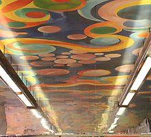 la gare de Perpignan by Allen Lucas