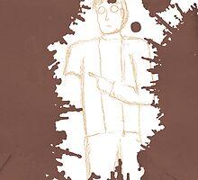 Zombie - I miss my limb by hazelbasil