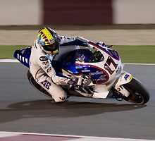 Karel Abraham in Qatar 2011 by corsefoto