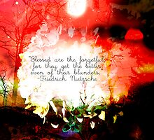 Blessed Are The Forgetful by Michelle Reynolds