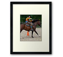 """""""Northern Ohio Outlaws"""" #27 Framed Print"""
