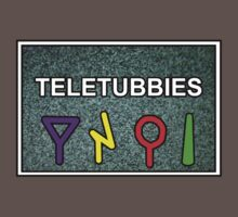 TELETUBBIES by picky62