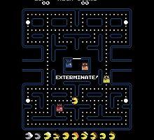 Doctor Pacman by JohnnyFreiberg