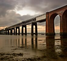 Tay Rail Bridge by Mark Smart