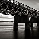 Tay Rail Bridge II by Mark Smart