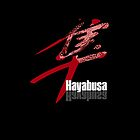 Hayabusa iPhone Case by PShellard