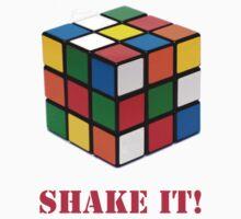 Rubik's cube! Shake It! by Jeremydude