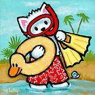 Beach Boy by Shelly  Mundel