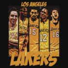 New Laker Team by Prince92