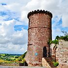 Gazebo Tower, Ross-on-Wye by Paula J James