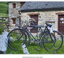 two bikes by kippis