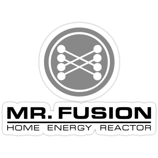 Mr. Fusion (Back To The Future) by BadReplicant