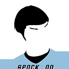 Spock On (Case) by Jamasia