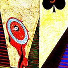 American Expressionism-Jack of Spades by Peter Simpson