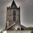 Tower in Tiel by Nicole W.