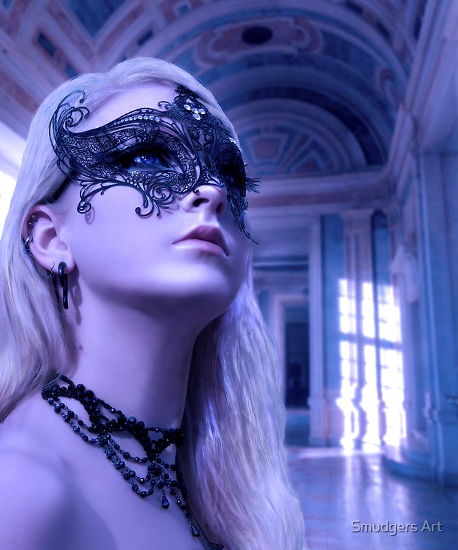 Masquerade Ball by Smudgers Art