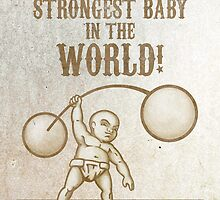 Strongest Baby in the World by Sara Adrian