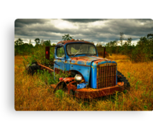 Made Over and Ready to Rock Canvas Print