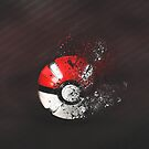 Pokeball by acciojinx