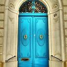 Traditional Maltese Door by FC Designs