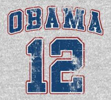 Retro Obama 2012 Shirt by ObamaShirt