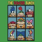 The Bowser Bunch by gorillamask