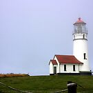 Cape Blanco Lighthouse by ZWC Photography