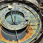 Astronomical Clock - Prague by Blagnys