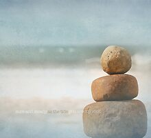 you are my rock by © Karin  Taylor